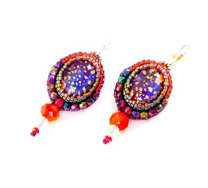 Boucles d'oreilles Irina c