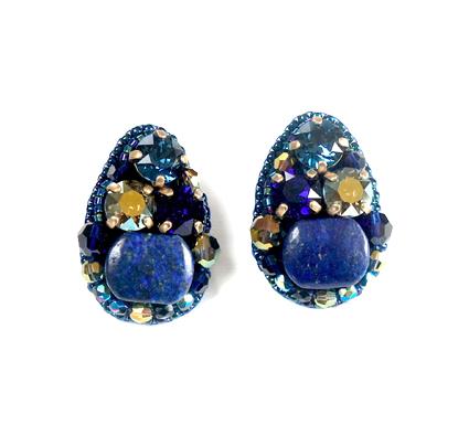 Boucles d'oreilles ispahan c