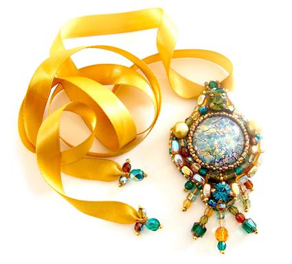 Medaillon Maharadja a